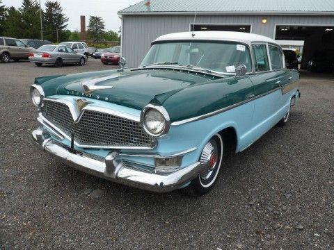 1956 Hudson Hornet na prodej