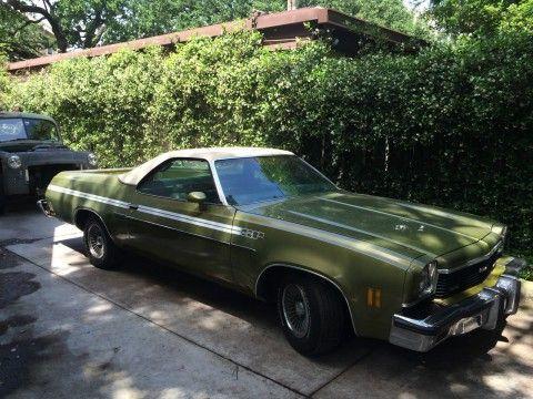 1973 GMC Sprint na prodej