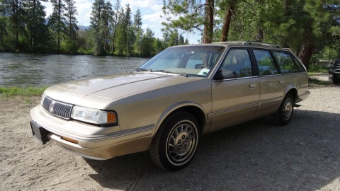1994 Oldsmobile Cutlass Ciera S Wagon na prodej