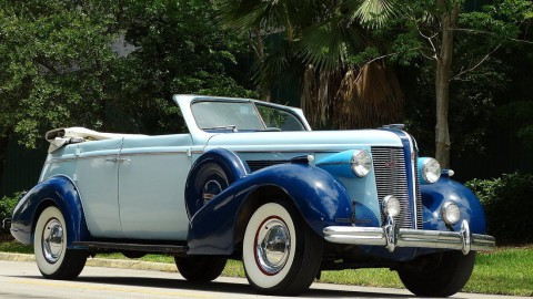 1937 Buick Phaeton na prodej