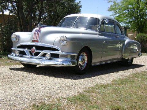 1951 Pontiac Coupe na prodej