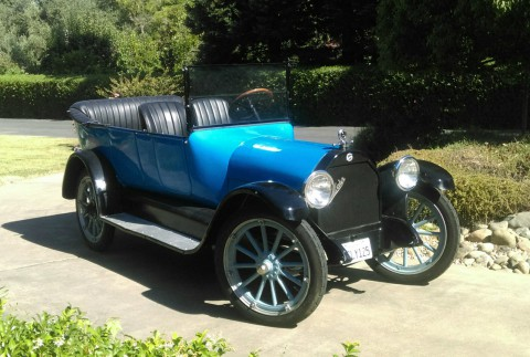 1917 Studebaker Big Six na prodej