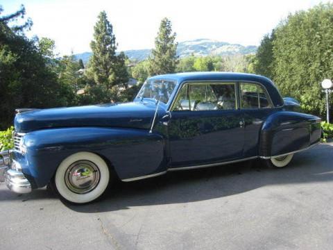 1947 Lincoln Continental na prodej
