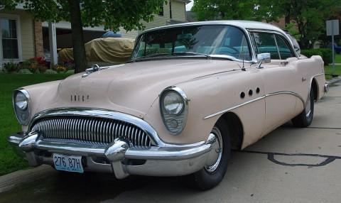 1954 Buick Super na prodej