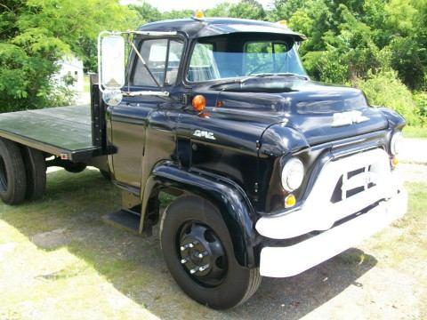 1955 GMC 350 COE na prodej