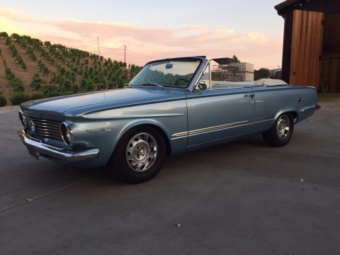 1964 Plymouth Valiant Signet 200 Convertible na prodej