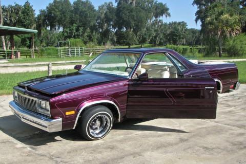 1986 Chevrolet El Camino na prodej