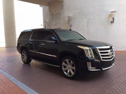 2015 Cadillac Escalade ESV na prodej