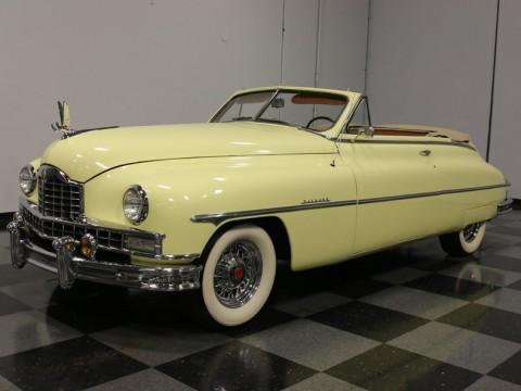 1950 Packard Super 8 Victoria na prodej