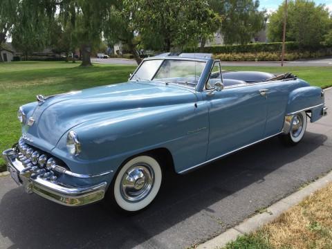 1951 DeSoto Custom Convertible na prodej