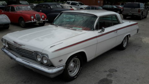 1962 Chevrolet Impala na prodej