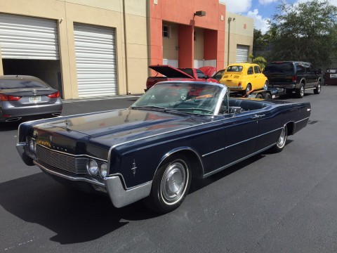 1966 Lincoln Continental na prodej