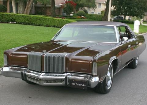 1976 Chrysler New Yorker Brougham na prodej