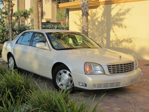 2001 Cadillac DeVille na prodej