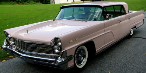 1959 Lincoln Continental Mark IV na prodej