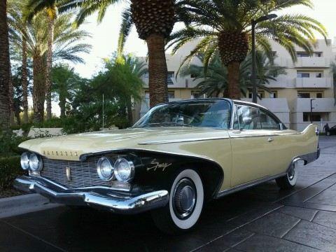 1960 Plymouth Fury na prodej