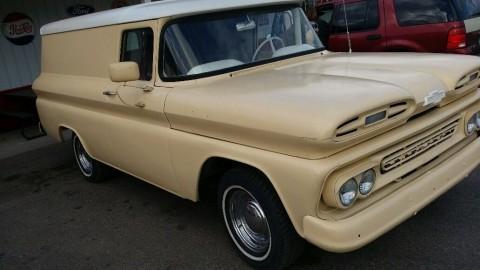 1961 Chevrolet Panel na prodej