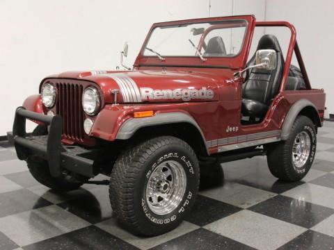 1980 Jeep CJ 5 na prodej