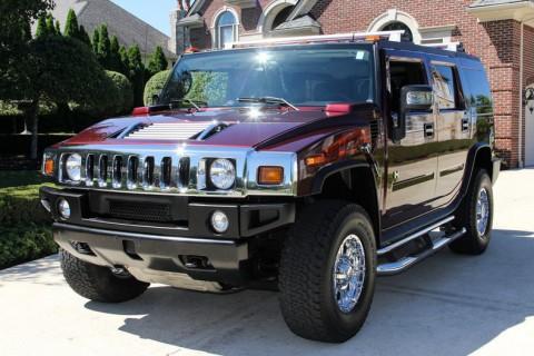 2007 Hummer H2 na prodej
