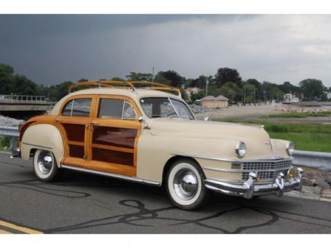 1947 Chrysler Town & Country na prodej