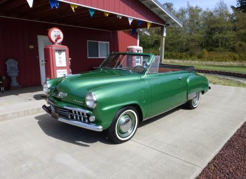 1948 Studebaker Champion Convertible na prodej