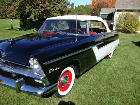 1955 Plymouth Belvedere Convertible na prodej