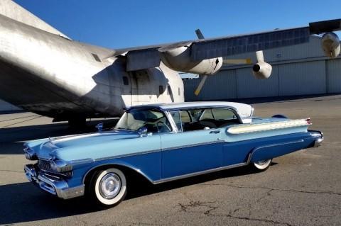 1957 Mercury Turnpike Convertible na prodej