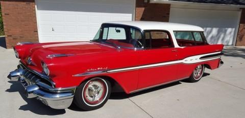 1957 Pontiac Safari na prodej
