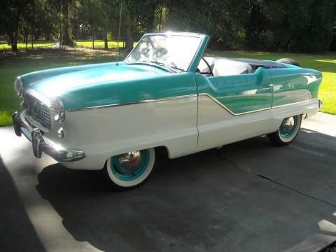1959 Nash Metropolitan Convertible na prodej