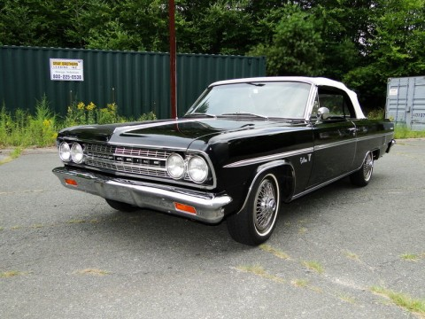 1963 Oldsmobile Cutlass F-85 Convertible na prodej