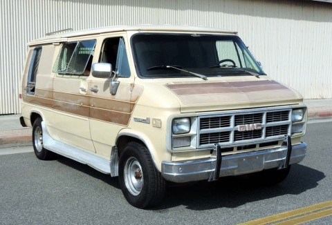1983 GMC Vandura na prodej
