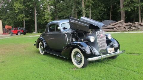 1936 Buick Coupe na prodej
