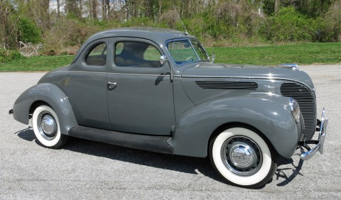 1938 Ford Deluxe Coupe na prodej