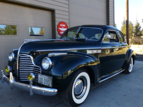 1940 Buick Super Eight na prodej