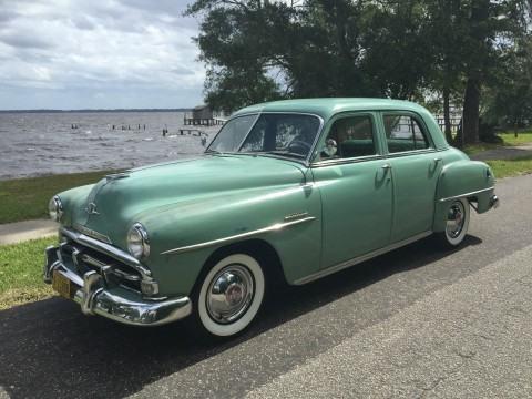 1951 Plymouth Cranbrook na prodej