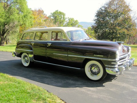 1953 Chrysler New Yorker na prodej