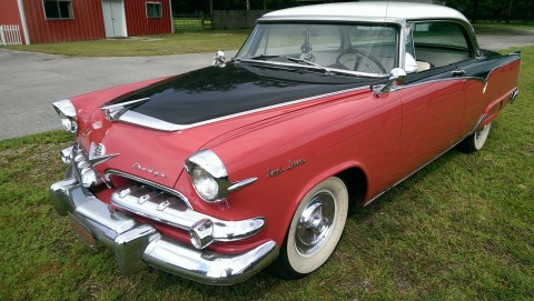 1955 Dodge Royal Lancer na prodej
