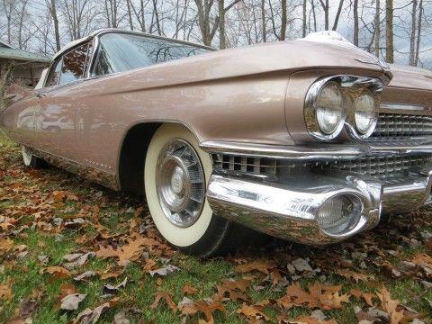 1959 Cadillac Eldorado Biarritz Convertible na prodej