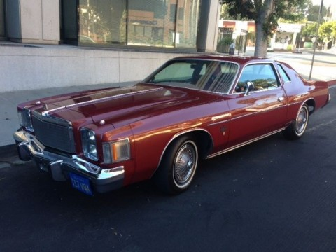 1978 Chrysler Cordoba na prodej