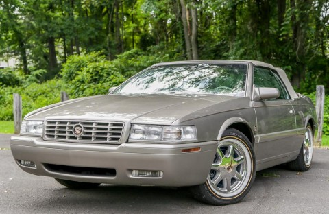 2001 Cadillac Eldorado ETC na prodej