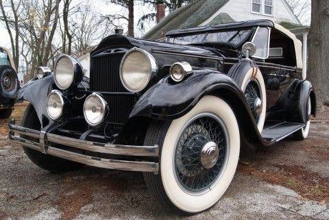 1928 Packard Touring Sedan na prodej