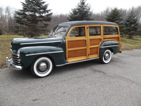1948 Ford Super Deluxe Wagon na prodej