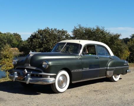 1951 Pontiac Chieftain na prodej