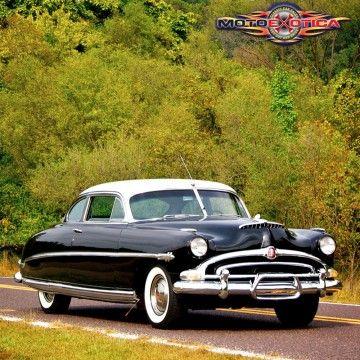 1953 Hudson Hornet na prodej