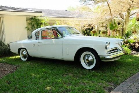 1954 Studebaker Champion na prodej