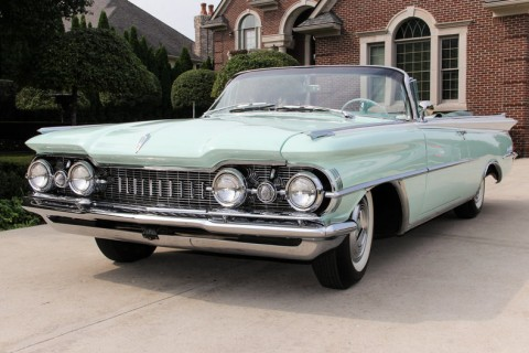 1959 Oldsmobile Ninety-Eight Convertible na prodej