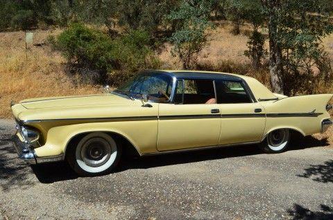 1961 Imperial LeBaron na prodej