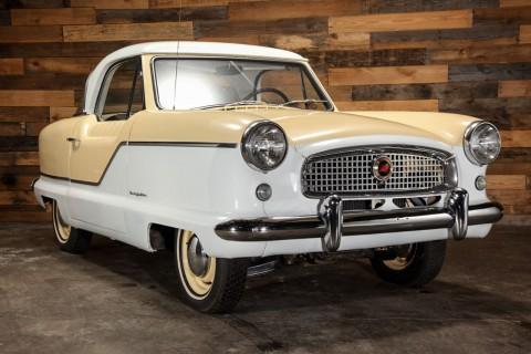 1962 Nash Metropolitan na prodej