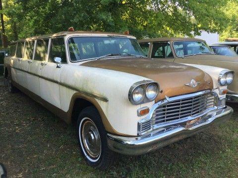 1963 Checker Aerobus na prodej