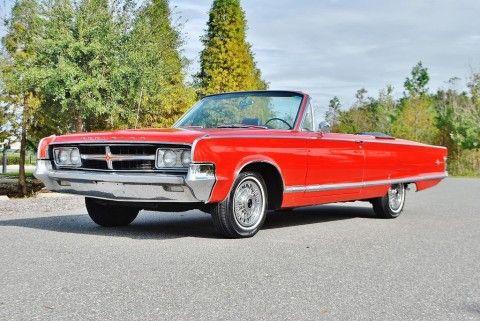 1965 Chrysler 300 Convertible na prodej